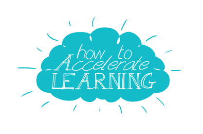 How to accelerate learning
